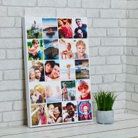 Collage Photo Canvas Prints