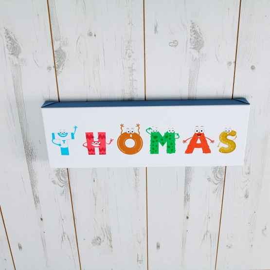 Canvas Prints For Childrens Name 5