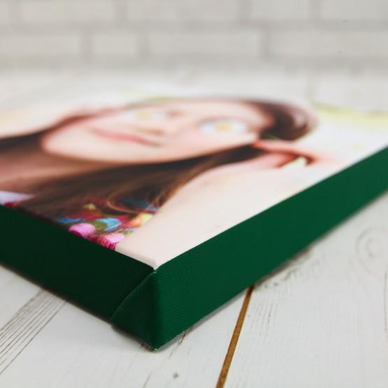 "Canvas Print - 12"" x 30"""