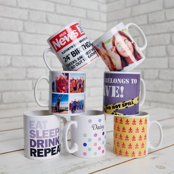 Create Your Own Personalised Mug