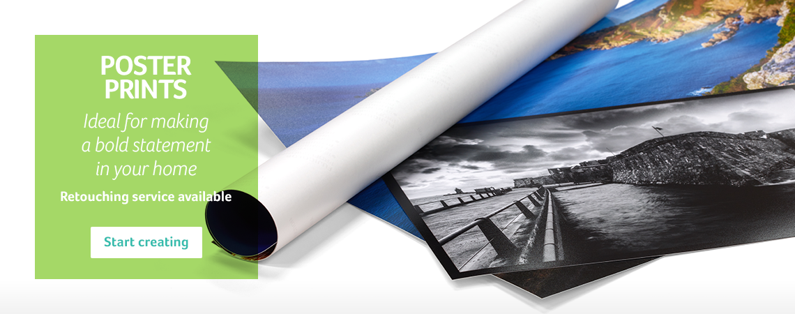 Poster Prints and Enlargements.