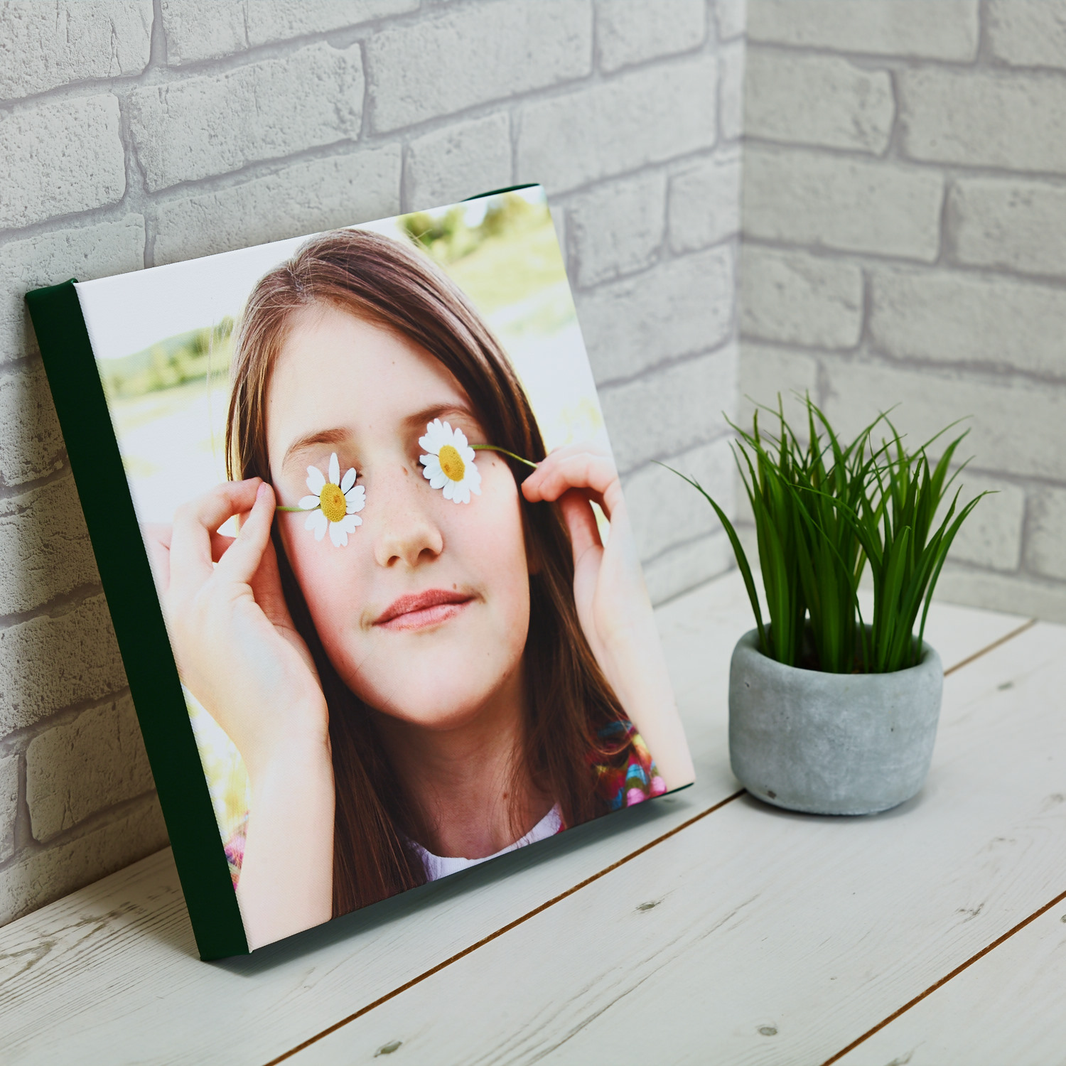 Canvas printing | Photo canvas print 24x20 inch | Snapmad